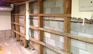 Structural Foundation Repair