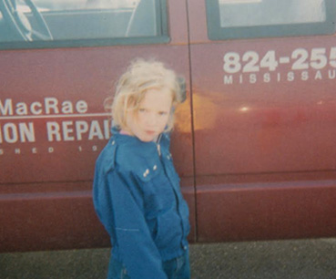 1985: Our Brand New Truck