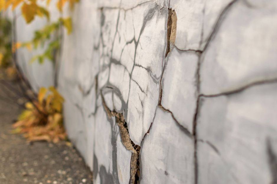 How to Repair a Foundation Wall