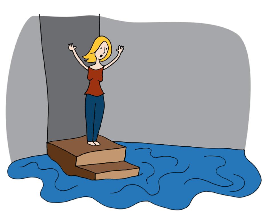 waterin your basement