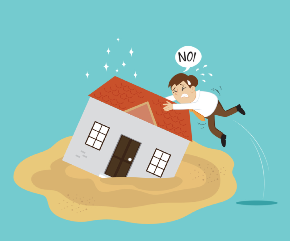 Sinking Foundation- How to Know and What to Do