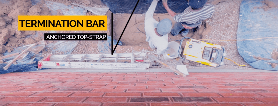 Termination Bar