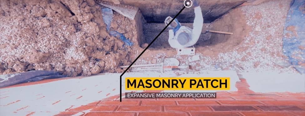 Masonry Patch